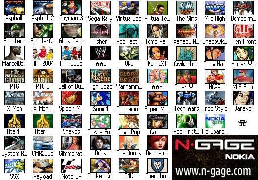 game n-gage
