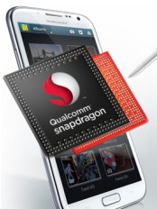 Galnote with Snapdragon 800