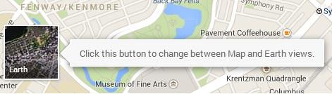 google earth google maps baru