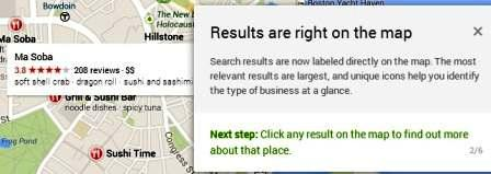 sushi boston on google maps baru