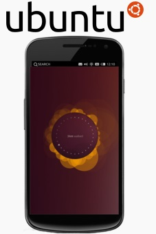 Ubutu Touch Developer Preview on Galaxy Nexus