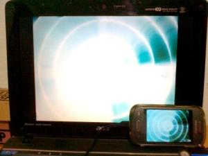 Remote Desktop, Opening Windows Media Player on Samsung Galaxy Young S6310