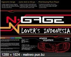 n-gage lovers indonesia