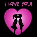 gambar pp bbm - i love you