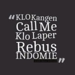 gambar pp bbm - kalo laper rebus indomie