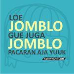 gambar pp bbm - lo jomblo gw jomblo pacaran aja yuk