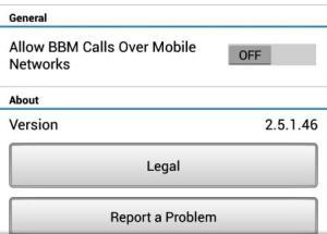 BBM 2.5.1.46 apk - yotowp.com