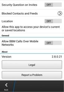 BBM 2.8.0.21